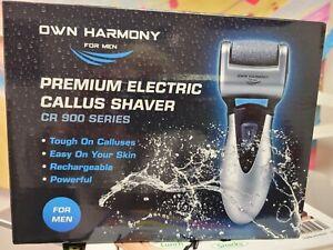 Premium Electric Callus Shaver CR900 Tool For Men