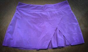 Athleta Tennis Skirt - Purple, size Medium (6/8/10)