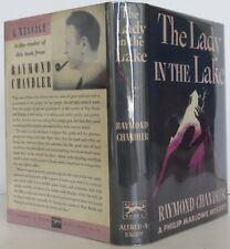 RAYMOND CHANDLER The Lady in the Lake FIRST EDITION