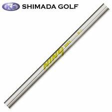 SHIMADA GOLF K's-NINE 9 Iron Shafts #5-PW 6pcs Set Uncut