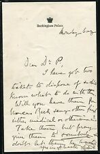 PRINCE LEOPOLD DUKE OF ALBANY LETTER HAEMOPHILIAC SON QUEEN VICTORIA
