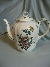 Villeroy & Boch, Floral Coffee Pot~1748 Alt Strassburg~Made in Germany~EUC!