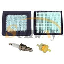 2x Filtre à air + Bougie pour Honda GCV160 GCV135 5.5 5.0 4.5 4.2 GCV 160 135