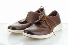 78-20  $150 Men's Size 10.5 M Cole Haan Original Grand Wingtip Oxford - Brown