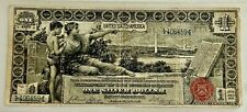 Discount_1896- $1.00 Silver Certificate, Educational Note, See Other Notes