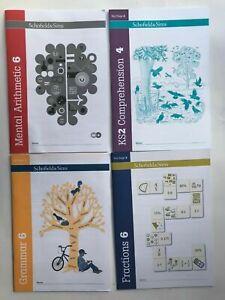 KS2 Year 6 Maths English workout Homeschooling bundle Age 10-11 UK curriculum