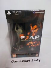 FEAR 3 LIMITED COLLECTOR'S EDITION - SONY PS3 - NUOVO NEW VERSIONE ITALIANA