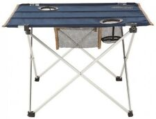 Kamp Rite Portable Table Lightweight Aluminum Steel Tube Frame Outdoor Camping