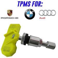 Wheel Sensor TPMS  Fits OE Application Audi BMW Porsche Exact OEM Replacement