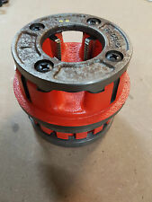Ridgid 36900 00-R 1-inch Manual Pipe Threader Die Head NEW