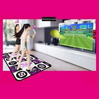 TV Two 2 Dua Wireless Somatosensory Games Purple Dancing Dance Blanket Mat Pad