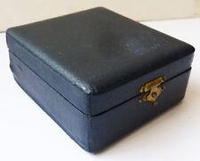 Ancien écrin boite pour bijou ou montre CHATEAU DE PONTARION Creuse