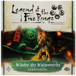 Legend of the Five Rings - Kinder des Kaiserreichs - Erweiterung - LCG - 1A-Ware