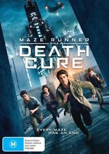 MAZE RUNNER 3 - The DEATH CURE : NEW DVD