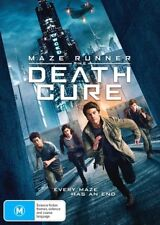 Maze Runner 3 - The Death Cure DVD