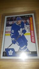 2016-17 OPC Update MARQUEE ROOKIES Mitch Marner RC #672 Toronto Maple Leafs
