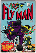Fly Man #32 F 6.0 Mighty Comics Group 1965!