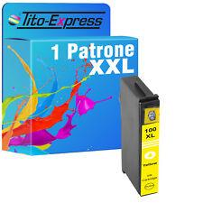 Druckerpatrone XL für Lexmark 100 Y Prevail Pro 705