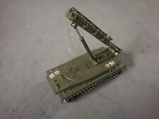 SOLIDO  A  RENOVER  CHAR  AMPHIBIE  PT 76  RUSSE  LANCE-FUSEE