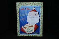 Christopher Radko Deluxe Jolly Jingles Santa Claus Christmas Cookies Plate NIB