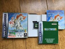 Tales Of Phantasia Gameboy Advance Game! Complete! Look Ik The Shop!
