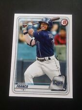🔥💎Hot!!! 2020 BOWMAN WANDER FRANCO PROSPECT ROOKIE RC TAMPA BAY RAYS💎🔥