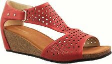 Klouds Shoes Silver lining  - Comfort wedge leather Sandals -  Kitty