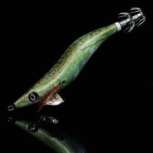 RUI Squid Jig King George Whiting Silver Belly EGI Fishing Lure Size 2.5