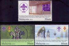 Malaysia 2014 Grand Opening World Scout Bureau MNH