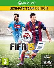Fifa 15 Ultimate Team Edition (Calcio 2015) XBOX ONE IT IMPORT ELECTRONIC ARTS