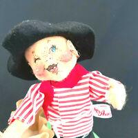 Vintage Annalee Halloween Dolls Swashbuckler Pirate Boy 1997