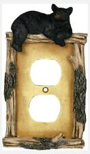Bear Receptacle Cover