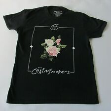 The Chainsmokers Memories Tour 2017 Men's Unisex T-Shirt Electro Electronic