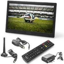 Camping TV DVB-T2 Fernseher Xoro PTL 1011 mit USB Mediaplayer 10 Zoll 25,6cm