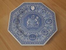 Spode Queen Elizabeth II 1952-2002 Golden Jubilee Plate Excellent  Condition