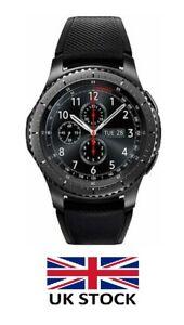Samsung Gear S3 Frontier Smartwatch Model SM-R760 - Black - *BARGAIN*