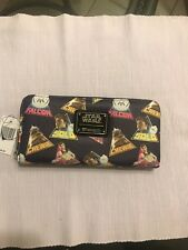 Disney Parks A Star Wars Story Solo Wallet by Loungefly New with Tags 2018