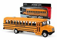 Daron Realtoy RT38337 School Bus Board of Education Diecast 1:53 New