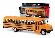 Daron Realtoy RT38337 School Bus Board of Education Diecast 1:53 New