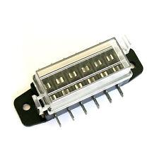 6-24v ATP 6 volte di backup Backup Blocco Supporto Cassetta di distribuzione nuovo 20a max.