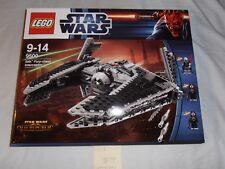 Lego Star Wars Sith Fury class interceptor 9500 new sealed Darth Malgus CREASED
