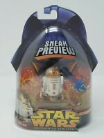 "Star Wars R4-G9 Revenge of the Sith 3.75"" Action Figure New on Card"