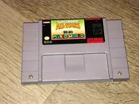 Super Mario All-Star + Super Mario World Super Nintendo Snes Authentic