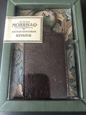 William Morris Morris & Co refinado Caballero Llavero Nuevo En Caja