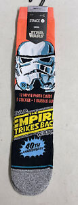 Stance Star Wars Trooper Casual Socks Size Large Empire Strikes Back Men's NWT