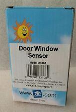 """X-10 POWERHOUSE Door/Window Sensor DS10A """"NEW"""""""