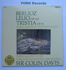 9500 944 - BERLIOZ - Lelio / Tristia CARRERAS / ALLEN / DAVIS LSO - Ex LP Record