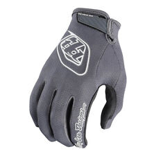 Troy Lee Designs Mountain Bike Full Finger Gloves AIR GLOVE; GRAY LG