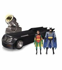 BATMAN:THE ANIMATED SERIES DELUXE BATMOBILE SET-NEW SEALED/MINT-DC COLLECTIBLES