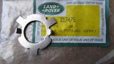 Genuine Land Rover Series, Gearbox Mainshaft Lock Washer 217476